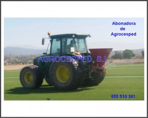 Abono Agrocesped